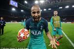 VIDEO: Tottenham an mung trong phong thay do sau tran thang Ajax