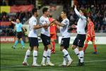 Video tong hop: Andorra 0-4 Phap (Vong loai Euro 2020)