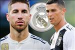Tuong than thiet the nao, hoa ra Ronaldo va Ramos cung chi la anh em cay khe!