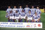 Hanh trinh ky vi cua Honduras o Copa America 2001