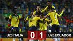 U20 Italia 0-1 U20 Ecuador: Azzurri thua cay dang o tran tranh hang 3 U20 World Cup 2019