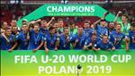U20 Ukraine 3-1 U20 Han Quoc: Khong co them co tich o chung ket U20 World Cup 2019