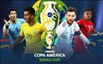 Lich thi dau Copa America 2019 luot tran thu 2 vong bang (19-22/6)