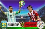Argentina 1-1 Paraguay: Nho VAR, Albiceleste may man gianh diem dau tien o Copa America 2019