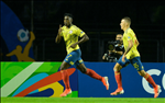 Video tong hop: Colombia 1-0 Qatar (Copa America 2019)