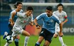 Hoa Nhat Ban, Suarez roi vao trang thai 'vui buon lan lon'