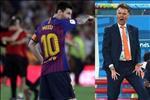 Quan diem: Van Gaal noi dung! Barca that bai, loi lon o Messi