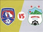 Quang Ninh 2-2 (pen 4-5) HAGL (KT): Thang kich tinh, doi bong pho Nui vao tu ket cup quoc gia 2019