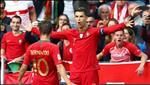 Nhung thong ke sieu soc ve cu hat-trick cua Ronaldo vao luoi Thuy Sy