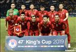 DT Viet Nam duoc thuong bao nhieu sau ngoi a quan Kings Cup 2019?