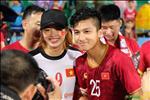Martin Lo noi gi sau man trinh dien vai phut o tran gap U23 Myanmar?