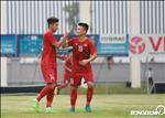 U23 Viet Nam 2-0 Viettel (KT): Hai tuyen thu hang Nhat lap cong, U23 Viet Nam danh bai doi bong V-League 2019