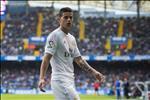 Napoli cau xin Real Madrid ru long thuong James