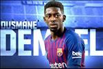 Ousmane Dembele: Tuoi 22 va noi am anh… Neymar
