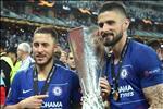 Giroud khong lo ngai phai thay the Eden Hazard