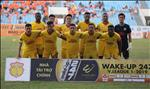 Nam Dinh 2-0 SLNA (KT): Diem tua Thien Truong giup chu nha bay cao