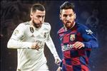 Dinh ngay Hazard do suc voi Leo Messi tai La Liga