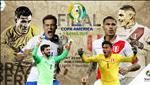 Brazil 3-1 Peru: Thang nhe nhang, Selecao lan thu 9 vo dich Copa America
