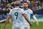 Video tong hop: Argentina 2-1 Chile (Copa America 2019)