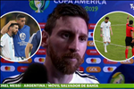 VIDEO: Messi cho rang Brazil duoc co cau vo dich Copa America 2019