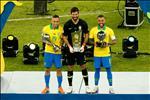 Vo dich Copa America 2019, chu nha Brazil thong tri tron bo danh hieu ca nhan