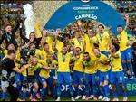 Ket qua bong da hom nay 8/7: Brazil lan thu 9 vo dich Copa America