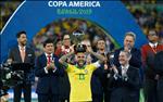 Man City gay soc voi sao Newcastle va cau thu hay nhat Copa America 2019
