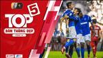 VIDEO: 5 ban thang dep nhat vong 14 V-League 2019