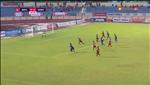 VIDEO: Dinh cao trong tai V-League 2019 khi thoi 11m du diem pham loi ngoai vach 16m50
