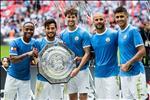 Manchester City truoc mua giai moi: Lan thu ba lien tiep cho Guardiola?