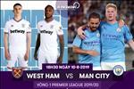 West Ham 0-5 Man City: Sterling choi sang, Man xanh thang huy diet ngay mo man