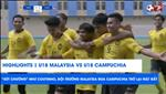 VIDEO: Sau con dia chan truoc U18 Thai Lan, U18 Campuchia hien nguyen hinh