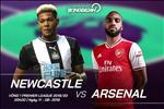 Newcastle 0-1 Arsenal (KT): May lam ban Aubameyang cuu dan Phao tre