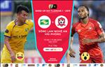 SLNA 0-0 Hai Phong (KT): Bat phan thang bai