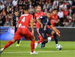 PSG 3-0 Nimes: Mbappe choi sang, nha vua ra quan tung bung