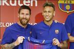 Messi truc tiep can thiep vao tuong lai Neymar