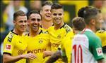 Dortmund 5-1 Augsburg: A quan thang tung bung ngay ra quan Bundesliga 2019/20