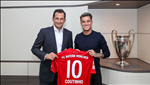 Philippe Coutinho muon duoc tro lai Liverpool o He 2019 nhung...