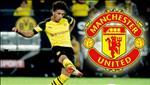 Dortmund nhan gui den MU vu Jadon Sancho