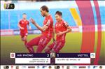Video tong hop: Hai Phong 2-1 Viettel (Vong 22 V-League 2019)