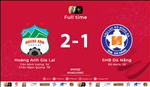 Video tong hop: HAGL 2-1 Da Nang (Vong 22 V-League 2019)