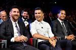 Messi co cau tra loi cho Ronaldo ve bua an toi than mat