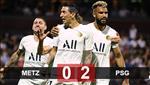 Metz 0-2 PSG: Kep phu lai toa sang