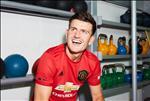 Xac nhan: Bom tan Harry Maguire se xuat phat tran MU vs Chelsea