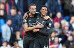 Nhung thong ke an tuong sau tran dau Burnley 0-3 Liverpool