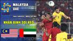 Malaysia 1-2 UAE (KT): A quan Dong Nam A thua nguoc dang tiec