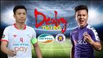 Lich thi dau vong 23 V.League 2019: Ha Noi dau Viettel - Derby thu do