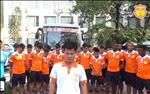 CLB Nam Dinh gui loi xin loi vi su co phao sang