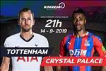"""Nhan dinh Tottenham vs Crystal Palace (21h00 ngay 14/9): Ban ha """"Dai bang"""""""