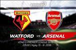 Nhan dinh Watford vs Arsenal (22h30 ngay 15/9): Diem tua hang cong